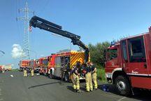 Fotos: Peter Wüst, LFV SH, Feuerwehr