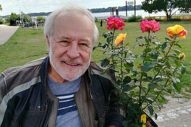 Ohnsorg-Schauspieler und NDR-Moderator Jasper Vogt ist einer der Taufpaten.