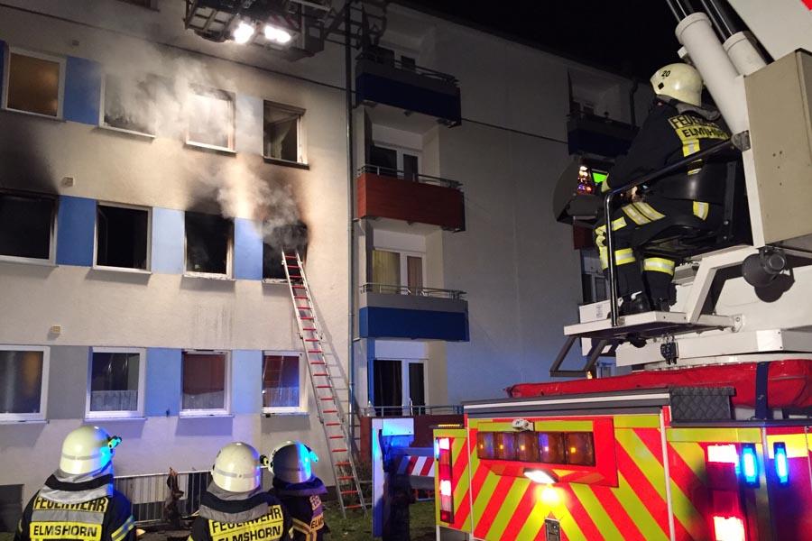 kreisfeuerwehrverband pinneberg elmshorn wohnung ausgebrannt acht personen verletzt. Black Bedroom Furniture Sets. Home Design Ideas